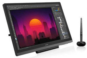Huion KAMVAS 20 Graphics Drawing Tablet