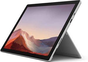 "Microsoft Surface Pro 7 – 12.3"" Touch-screen Intel Core i3"