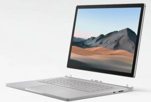 New Microsoft Surface Book 3