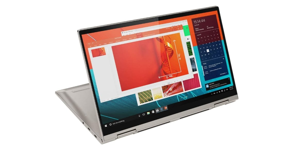 "2020 Lenovo Yoga C740 14"" FHD IPS Touchscreen Premium 2-in-1 Laptop"