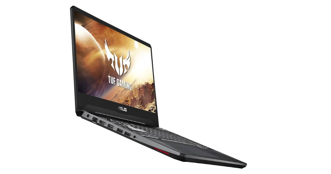 ASUS TUF FX505DT 15.6 Inches FHD Gaming Laptop