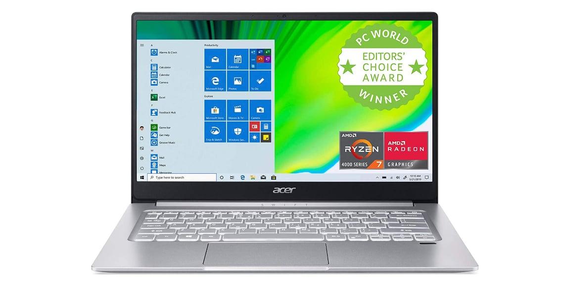 "Acer Swift 3 Thin & Light Laptop 14"" Full HD IPS Display Laptop"