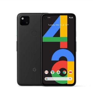 Google Pixel 4A Android phone