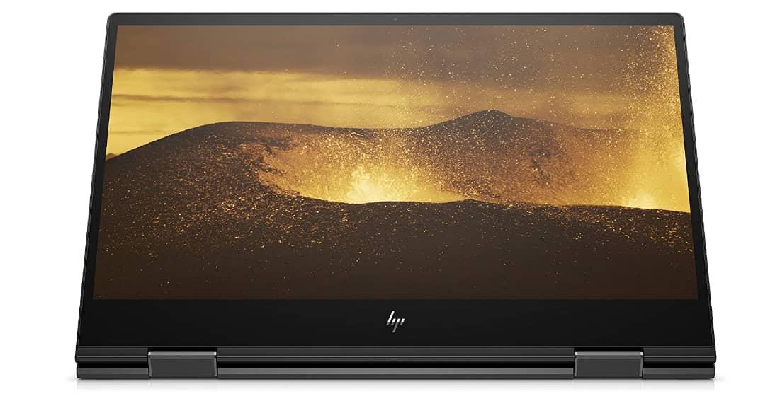 "HP Envy x360 15.6"" FHD Touch AMD Ryzen 5 Black Laptop"