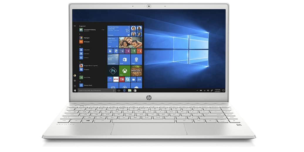 HP Pavilion 13-inch Light and Thin Laptop Intel Core i5