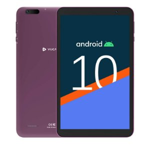 Tablet 8-Inch Android 10.0 WiFi Purple