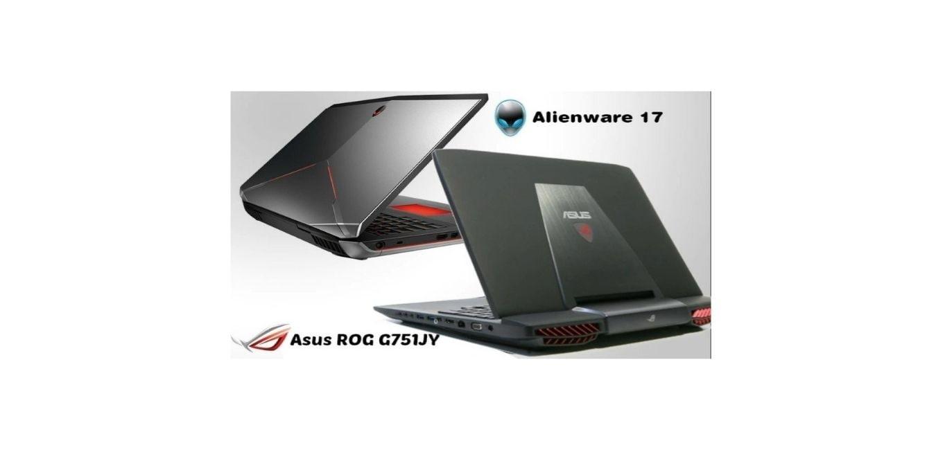 Alienware Vs Asus