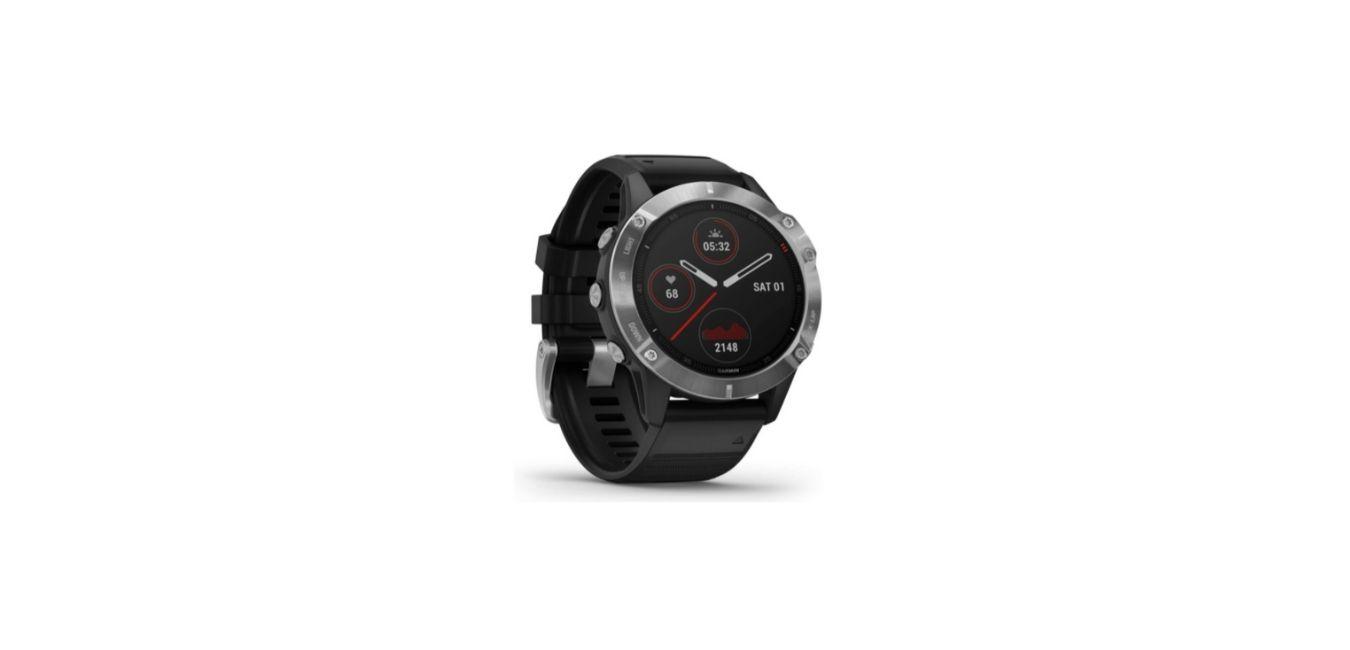 Garmin fenix 6, Premium Multisport GPS Watch