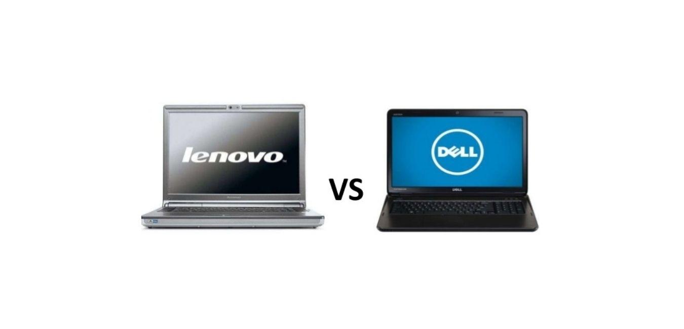Lenovo Vs Dell Design