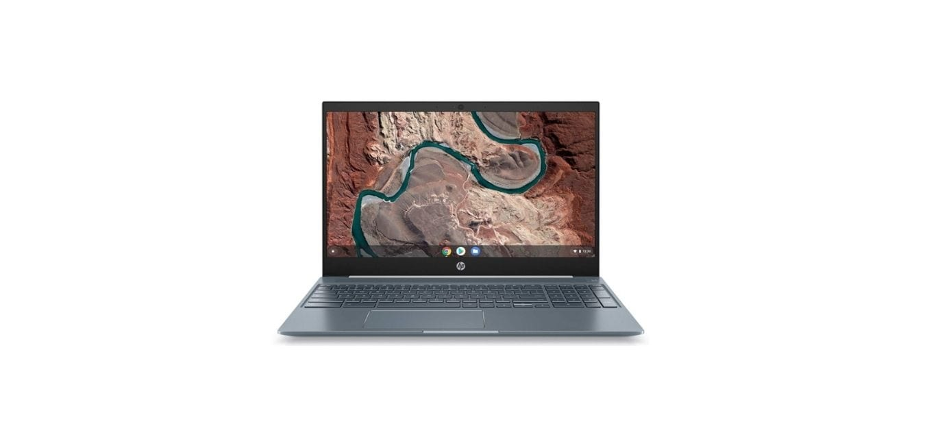 HP 15 Chromebook 15.6-inch Intel Core i3 or Intel Pentium – Best for Touchscreen
